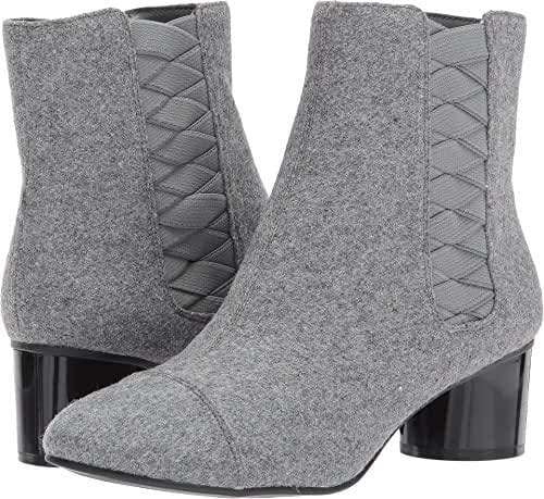 Nine West Women's Iselin Wool Ankle Boot
