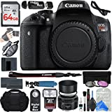 Canon EOS Rebel T6i Digital SLR Camera Body (Wi-Fi & NFC Enabled) + ULTIMATE PRO Bundle