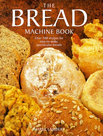 The Bread Machine Book, cover