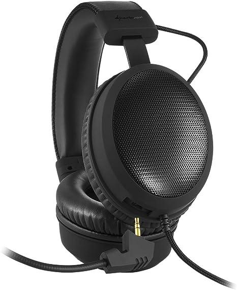 Sharkoon B1 Binaural Diadema Negro auricular con micrófono ...