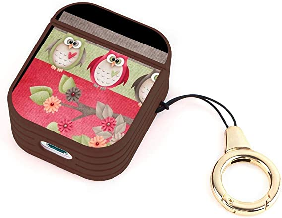 AirPods Case Paul Smith Fashion Cute Magnetic Cover Shockproof AirPods Charging Box Full Protective Shell with Lanyard Buckle