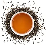 English Breakfast Loose Leaf Black Tea - Fresh 2016 Whole Leaf Indian Second Flush TGFOP Blend Direct from the Source, Bulk Pack - Farm to Cup - No Middleman ((1 lb - 225 servings))