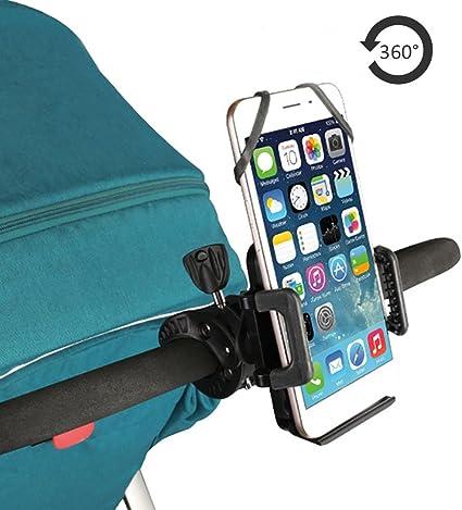 Teléfono brightc ACTUS bicicleta de montaña, Cochecito Cometa carro de soporte para iPhone 8 Plus 7