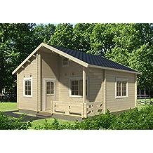 Allwood Ranger Kit Cabin | 259 SQF + 168 SQF Loft