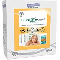 Protect-A-Bed AllerZip Smooth Queen-Size Bedbug-Proof Mattress Protector