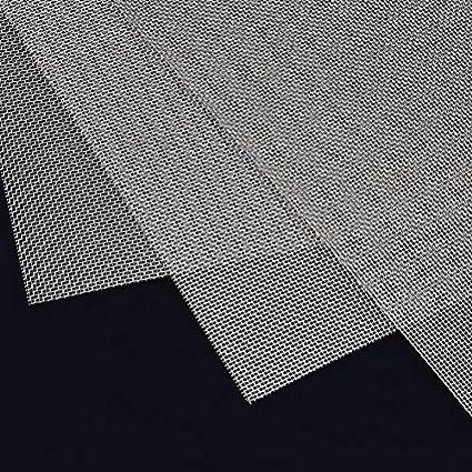 Amazon.com: TIMESETL 3 piezas de malla de alambre de acero ...