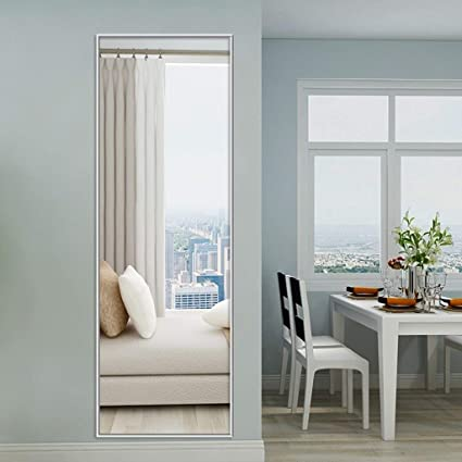 Amazon.de: Health UK- Aluminium-Wandspiegel Schlafzimmer Einfache ...