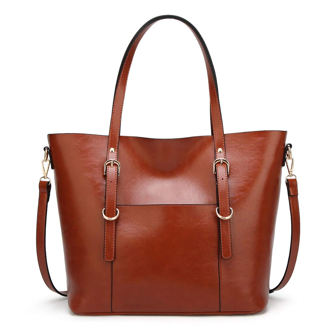 Hungrybubble Frauen Top Griff Satchel Geldbörse Und Handtaschen Tasche Tägliche Arbeit Schulter Tote Bag (Farbe   Wine rot) B07MCGW4W1 Geldbrsen