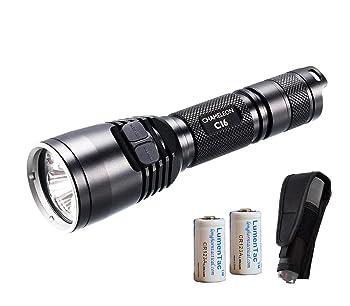 Nitecore CI6 850nm Long Range High Power LED Infrared IR Illuminator