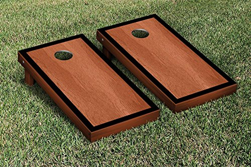 gameroom-21354-rosewood-stained-border-cornhole-boards-game-set-black
