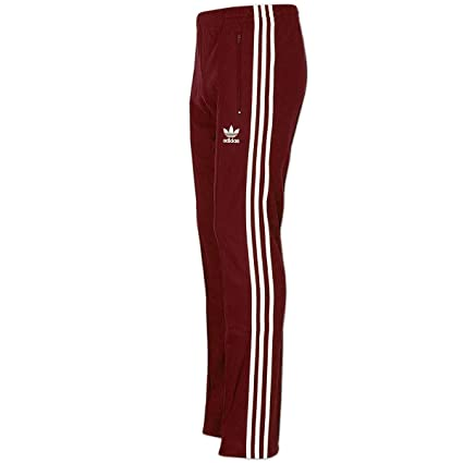 0bd394cd1c0073 adidas Originals Hose Europa Track Pant Retro Trainingshose (Cardinal
