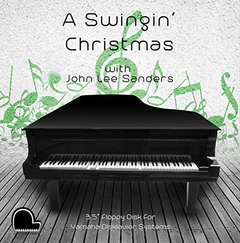 (A Swingin' Christmas - Yamaha Disklavier Compatible Player Piano Music on 3.5