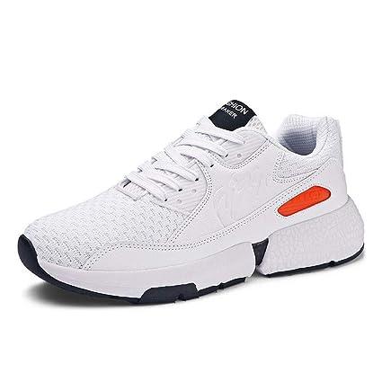 Xxoshoe Zapatillas para Caminar con amortiguación de energía para Hombre Zapatillas de Trail Running Zapatillas de