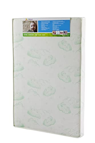Dream-On-Me 3 Inch White Playard Mattress