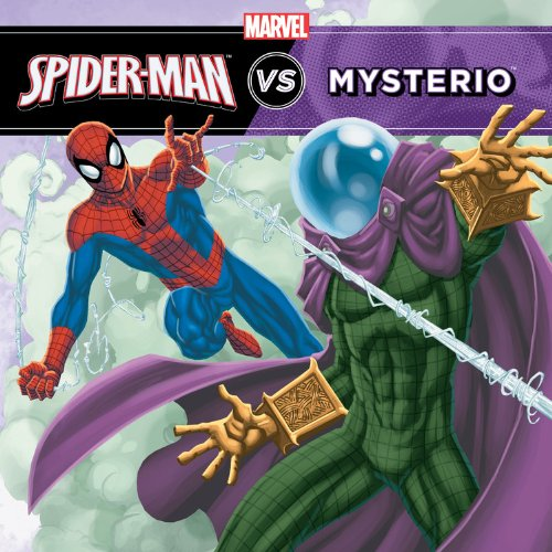 The Amazing Spider-Man vs. Mysterio PDF