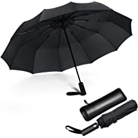 Paraguas de Bolsillo de 12 Costillas con Revestimiento