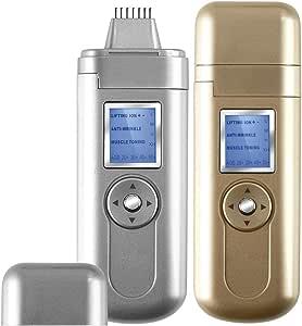 masajeador facial ultrasónico gama