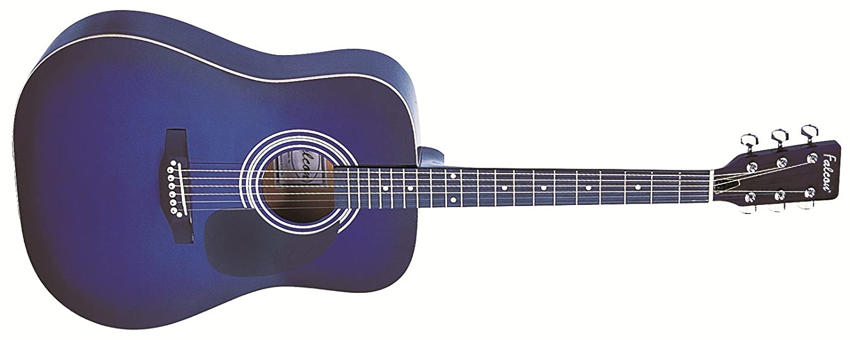 Falcon FG100BL Dreadnought Acoustic Guitar