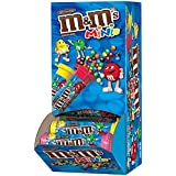 M&M'S Milk Chocolate MINIS Size Candy 1.08-Ounce Tube 24-Count