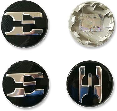 "18/"" Center Wheel Cap Set for Kia Stinger 17-18 New OEM Front Rear GT Emblem"