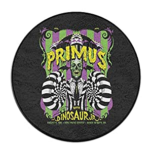 Primus Rock Band Concert Poster Colorful Indoor Outdoor Entrance Doormat