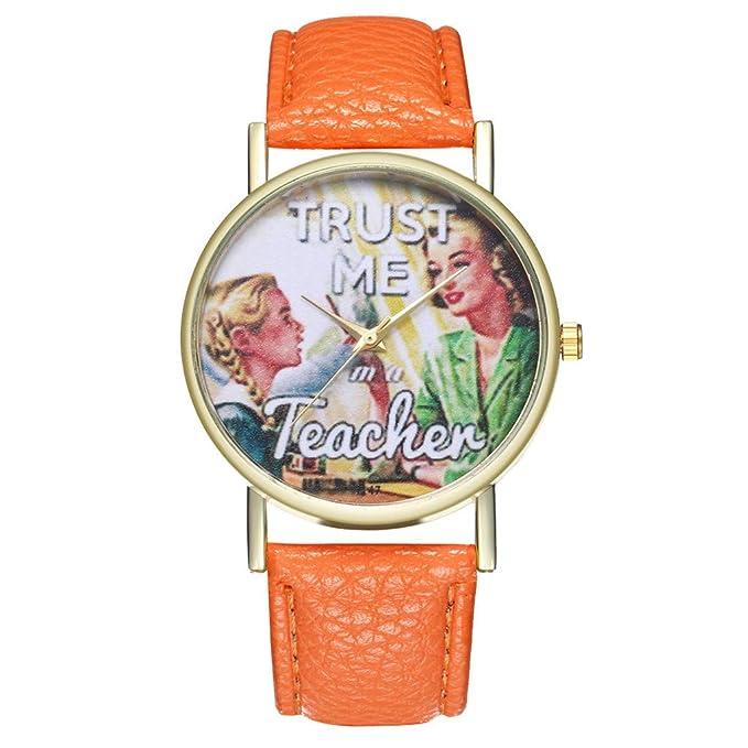 BOBOLover Reloj Geneva Relojes de Mujer Reloj de Cuarzo de Temperamento Clásico para Mujer: Amazon.es: Relojes