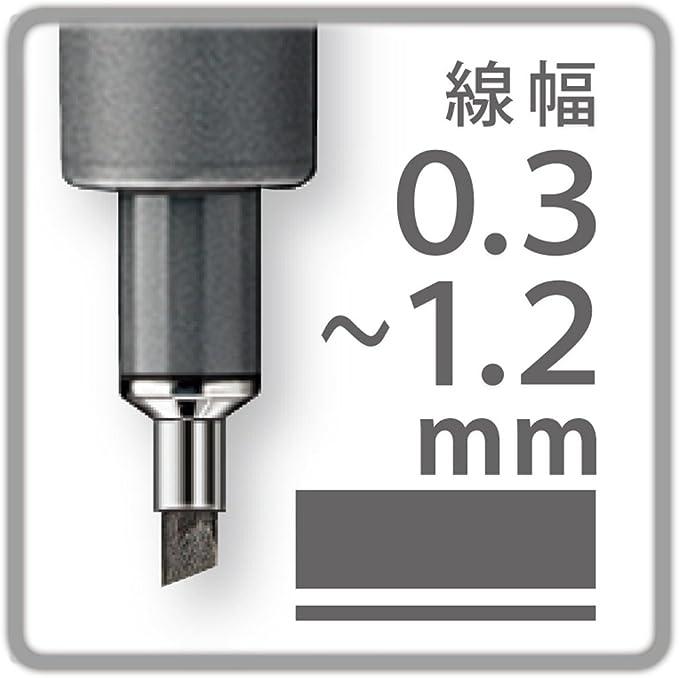 Staedtler 308 02-9 colore: Nero Larghezza linea 0,3 mm Confezione da 6 assortiti Fogli per pigmenti confezione da 10