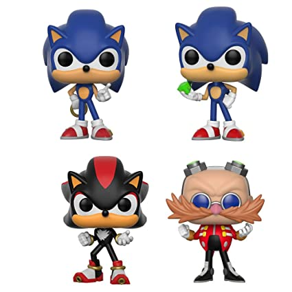 160999b95b2 Image Unavailable. Image not available for. Color  Funko Pop Games Sonic ...