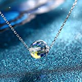 Necklace, ZHULERY Necklace For Women, Swarovski