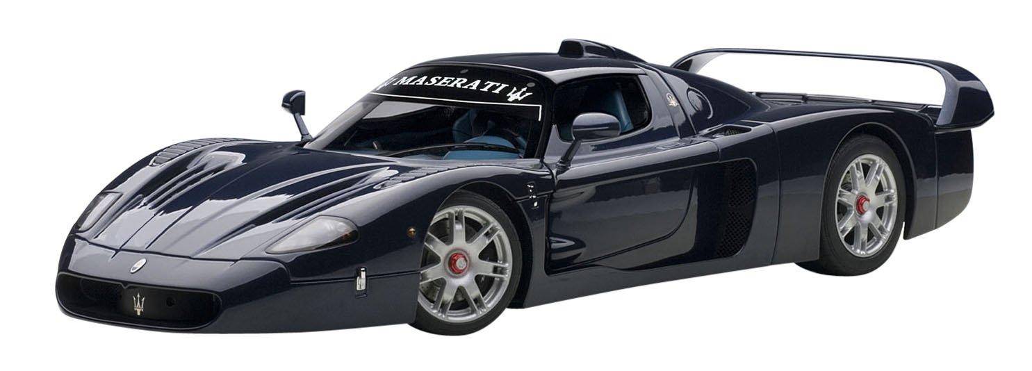 AUTOart 1/18 マセラティ MC12 (メタリックダークブルー) 完成品 B00UNCVI4C