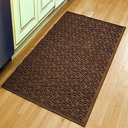Charmant Weather Guard Leaf 34 1/2 Inch X 58 Inch Door Mat