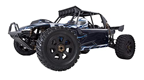 5. Redcat Racing Rampage Chimera EP PRO Sand Rail Brushless Electric Car, Black/Blue, 1/5 Scale