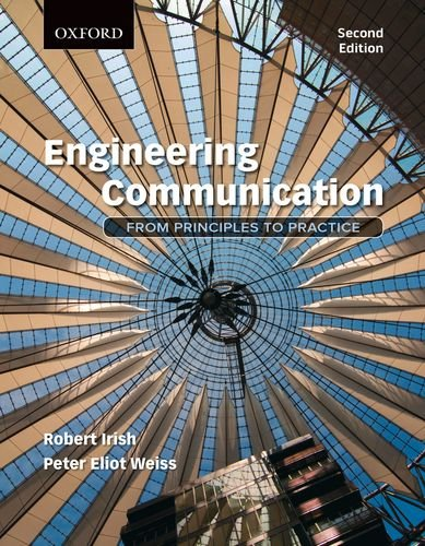Engineering Communication: From Principles to Practice by Brand: Oxford University Press, USA