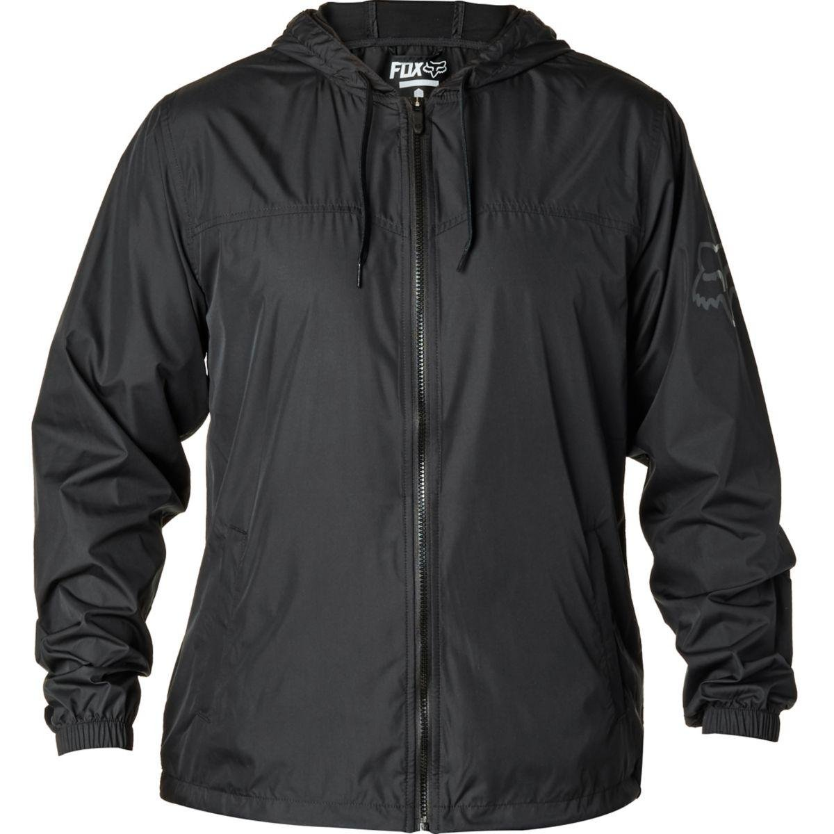 Fox Mens Perris Windbreaker Jacket Fox Racing