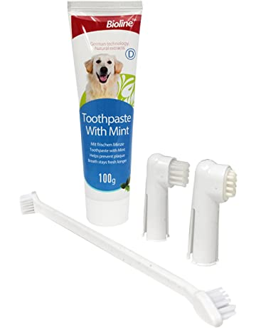 BEAPHAR Puppy DENTAL KIT Paste/&Brush 50g