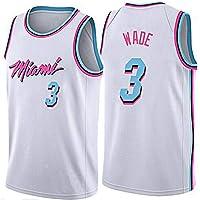Bst Miami Heat, 3, Maillot NBA, Sweat De Basket-Ball