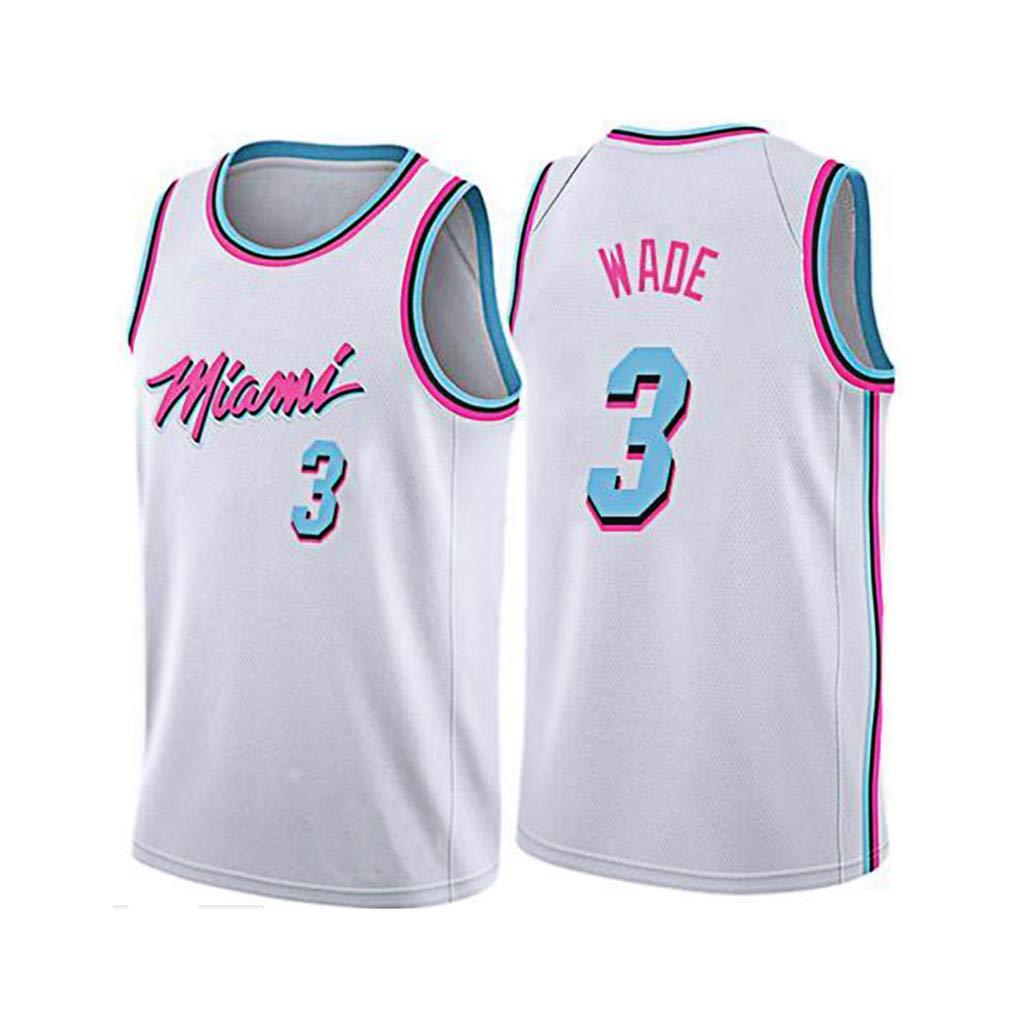 BST Miami Heat, 3, Camiseta De La NBA, Sudadera De Baloncesto: Amazon.es: Deportes y aire libre