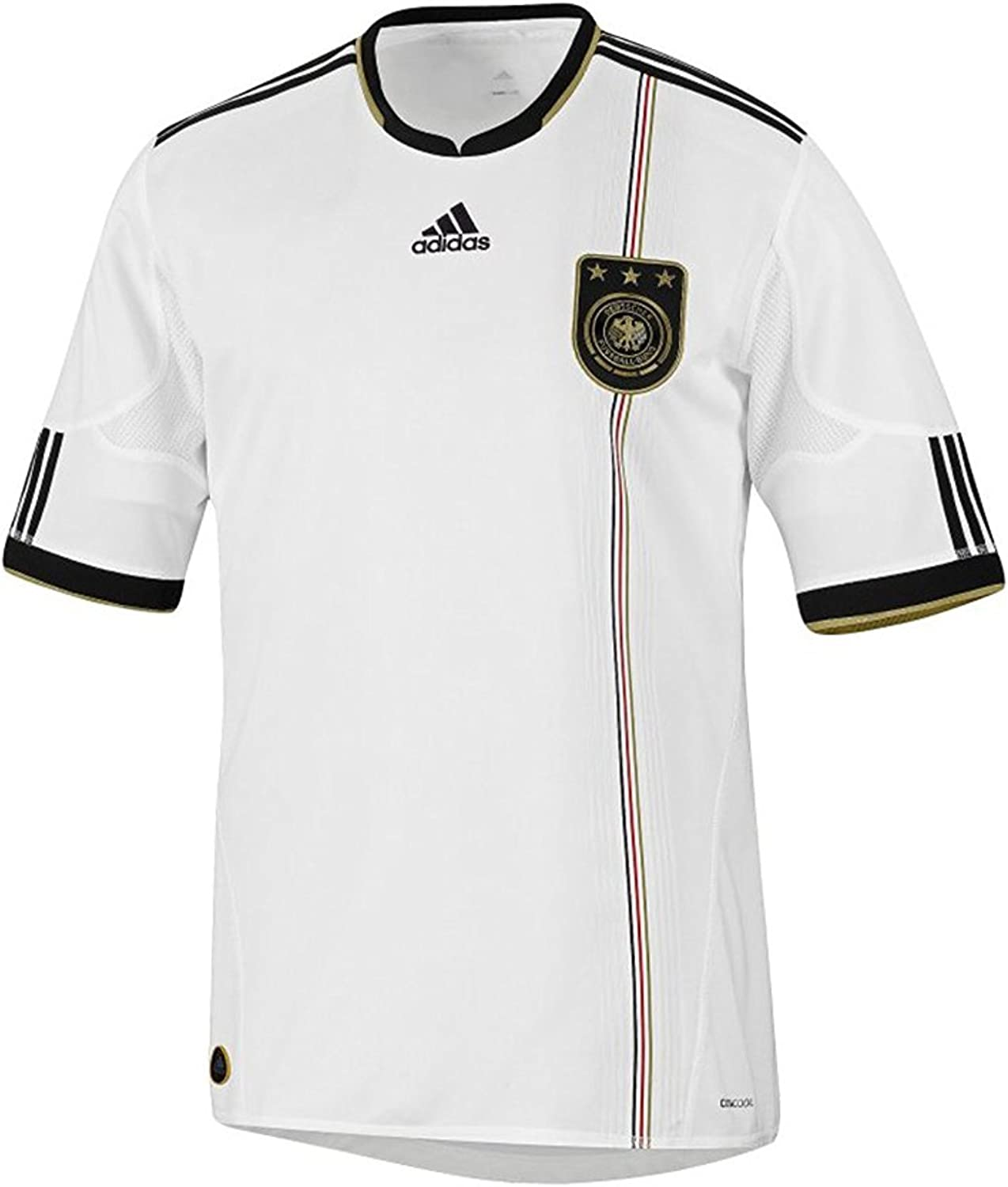 adidas Germany Home Youth Soccer Jersey
