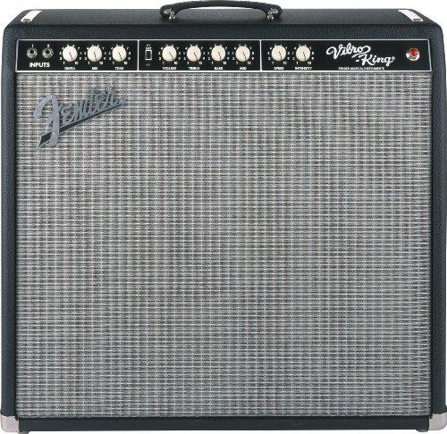 Fender Vibro-King Custom 60-Watt 3x10-Inch Guitar Combo Amp by Fender