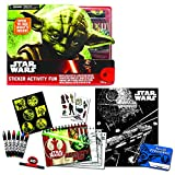 Star Wars Yoda Sticker Activity Fun Play Set