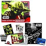 Star Wars Yoda Sticker Activity Fun Play Set
