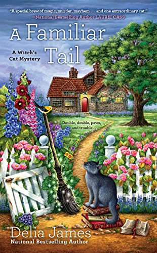 A Familiar Tail (A Witch's Cat Mystery Book 1)