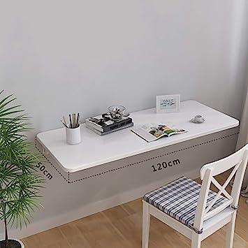 TXX Creative Table - Mesa auxiliar, pared blanca plegable con ...