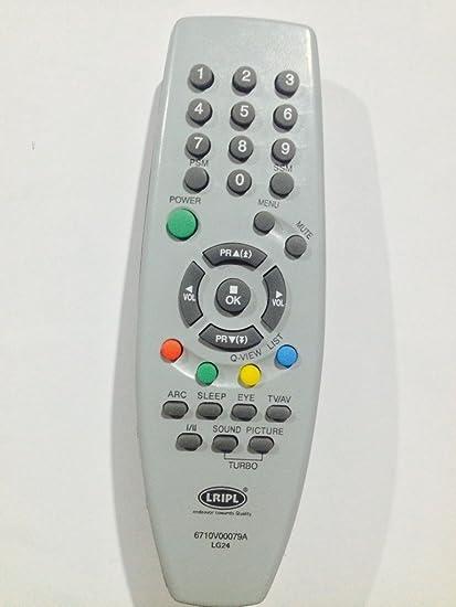 Buy I-Tek Lg 79A Generic Tv Remote 79A/27J/K/27F (Compatible