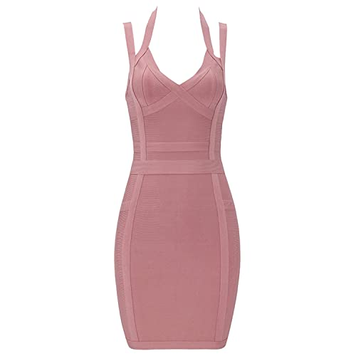 CIEMIILI -  Vestito  - Donna rosa Pink