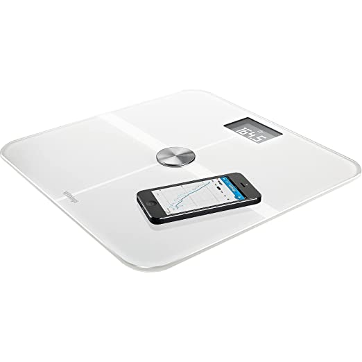 231 opinioni per Withings Smart Body Analyzer Bilancia Connessa e Monitoraggio della Forma,