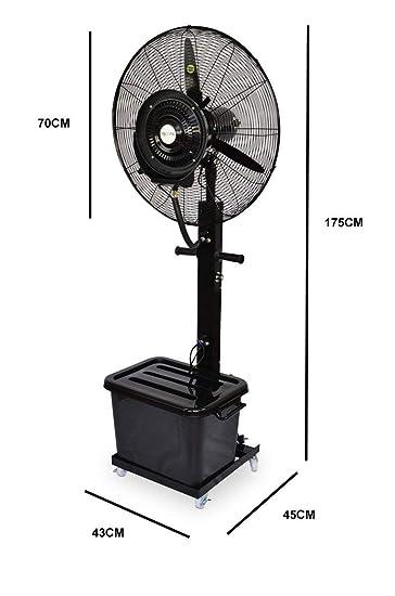 Ventilador Profesional VCD 1
