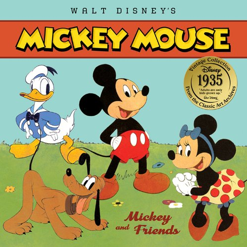 Disney Vintage Collection: Mickey Mouse: Mickey and Friends