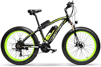 Cyrusher XF660 Electric Mountain Bike