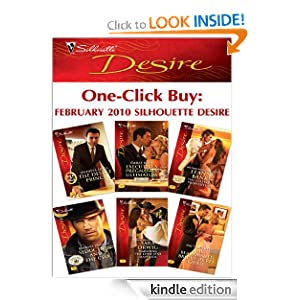 One-Click Buy: February 2010 Silhouette Desire Rachel Bailey